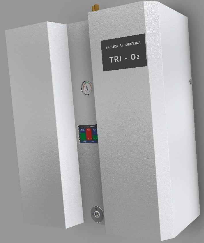 TRI - 100m3/h z zasilaniem awaryjnym (TRI-ZA-100)